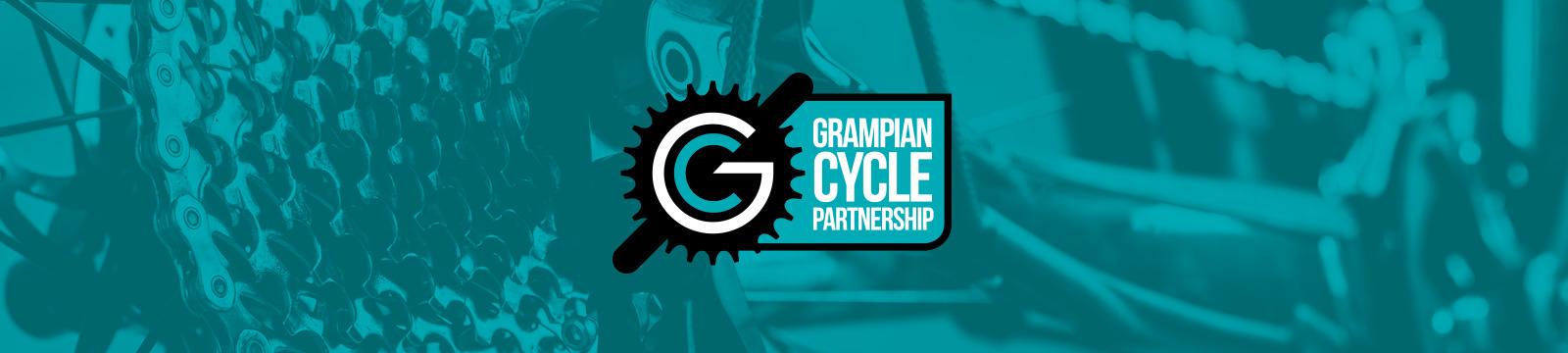 Grampian Cycle Partnership logo